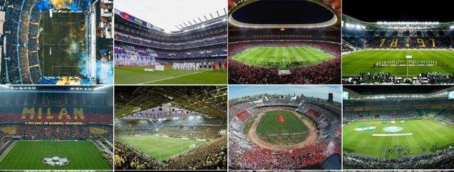 Dünyanın en iyi stadyumları açıklandı! Türkiye'den tek stat...