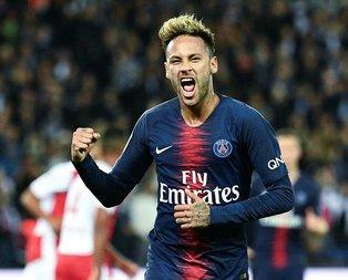 Neymar'dan bomba Galatasaray itirafı!