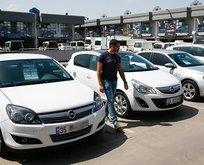 İkinci el otomobil fiyatlarını düşürecek adım