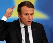 AAnın haberi Fransayı çıldırttı: Kabul edilemez!