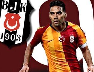 Falcao krizini böyle duyurdular! Beşiktaş derbisinde oynayacak mı?