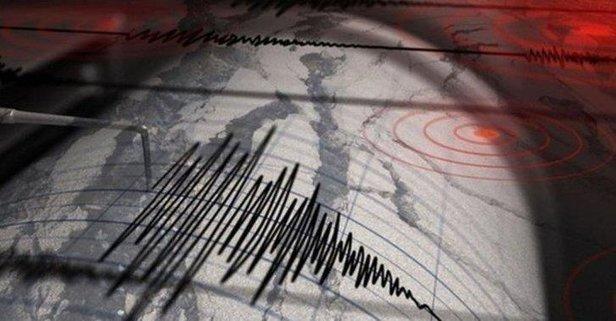 O ülkede 7,3 büyüklüğünde deprem