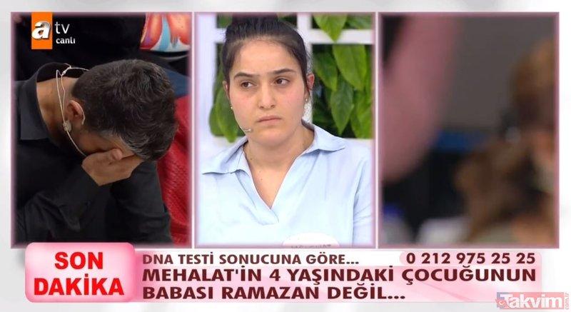 Esra Erol'da şoke eden gelişme! DNA testi sonucu açıklandı   Stüdyoyu ağlayarak terk etti