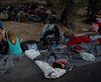 Moria kampından 200 çocuk tahliye edildi
