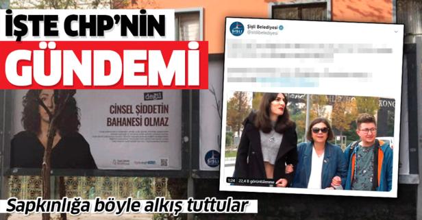 CHP'li belediyeden sapkınlığa destek