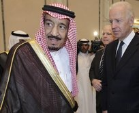 Biden, Suudi Arabistan Kralı Selman ile görüştü