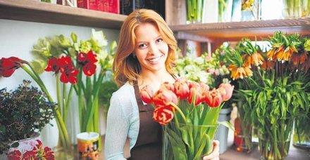 Seçimin kazananı çiçekçiler