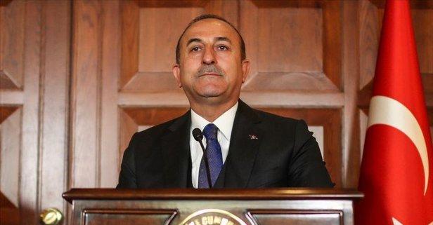 Türkiye'den Libya açıklaması