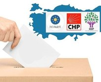 İşte HDP'nin CHP-İyi Parti ittifakını destekleyeceği büyükşehirler