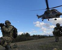 MİT ve TSK'dan Irak'ta nokta atışı operasyon