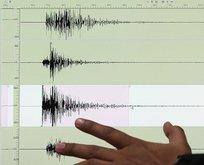 Balıkesir Ayvacık'ta deprem!