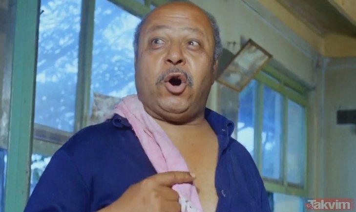 Yeşilçam'ın usta ismi Kemal Sunal'ın oynadığı Gerzek Şaban'ın Arap Celal'i hakkındaki gerçek ortaya çıktı! Herkes Arap zannediyor ama...