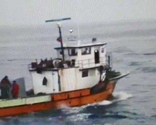Türk teknesine ateş açtılar! Yaralılar var