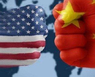 ABDden Çine yeni yaptırım!