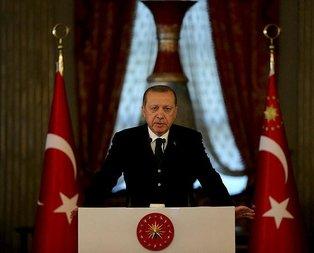 Erdoğan net konuştu: Yanlış yapana af yok