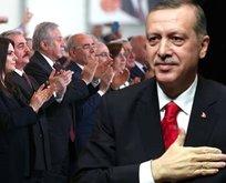 Başkan Erdoğan'dan MHP'ye jest