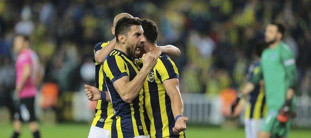 Fenerbahçe Paşalar gibi