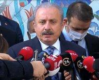 Şentop'tan '10 bin dolar alan siyasetçi' açıklaması