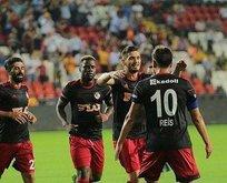 Gaziantepspor'a transfer yasağı geldi