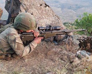 PKK'ya darbe! JÖH timleri etkisiz hale getirdi