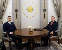 Başkan Erdoğan MİT Başkanını kabul etti