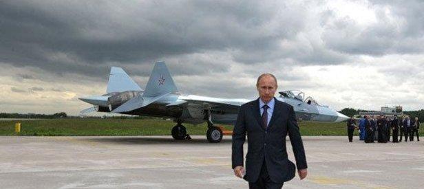 Putin'den Suriye'ye sürpriz ziyaret!