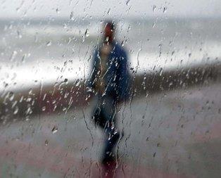 Meteoroloji'den son dakika 8 il için sağanak uyarısı