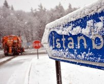 İstanbul'a kar ne zaman yağacak? Kandilli tarih verdi!