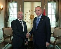 Başkan Erdoğan ile Putin arasındaki zirve sona erdi