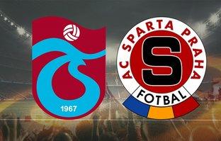 Trabzonspor-Sparta Prag maçı ne zaman?