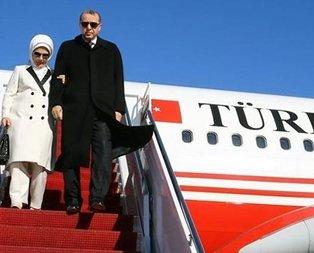 Başkan Erdoğandan peş peşe kritik ziyaretler