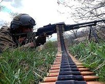 MSB duyurdu! PKK'nın cephanesi ele geçirildi