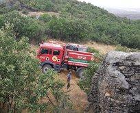 HDP ve Tele1'den Lice'deki yangında ortak provokasyon