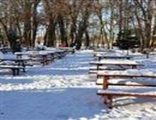 Edirne'den Kar Manzaraları
