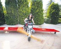 Uçuk motosiklet