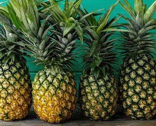 Ananasla kemikler sağlam