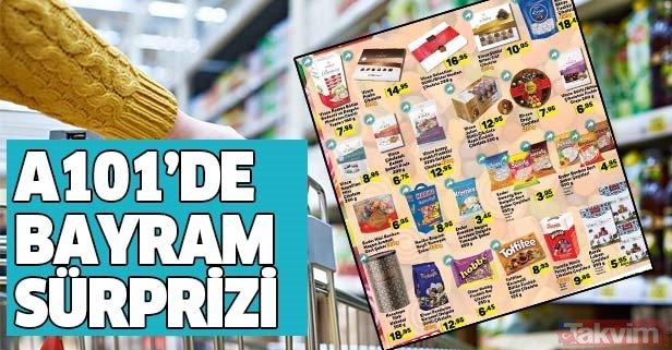 Aldın Aldın! 23 Mayıs A101 aktüel ürünler kataloğu: Bayram sürprizleri dikkat çekiyor