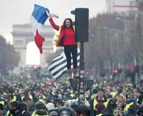 Paris'te bilanço ağır!