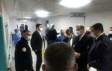 Mustafa Sarıgül hastanelik oldu!