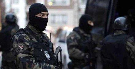 Erzurum'da terör operasyonu! 10 şüpheli gözaltına alındı