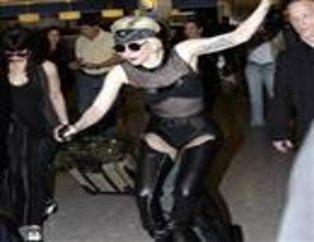 Lady Gaga'nın zor anları...