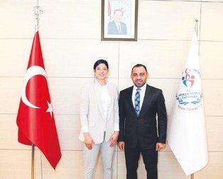 Nur Tatar tekvandoya devam kararı aldı