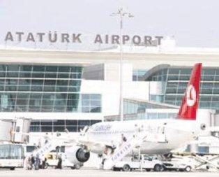İstanbul'dan 4 ayda 32 milyon kişi uçtu