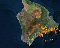 Hawaii bir günde 453 kez sallandı