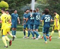 Fenerbahçe geç açıldı: 3-0