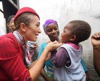 THY Afrika'ya iyiliğe uçtu