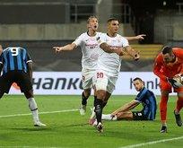 Avrupa'da şampiyon Sevilla!