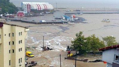 Bartın'da sel alarmı