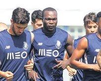 Aboubakar Porto ile idmanlara başladı