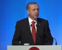 Erdoğan'dan Avrupa'ya tarihi rest